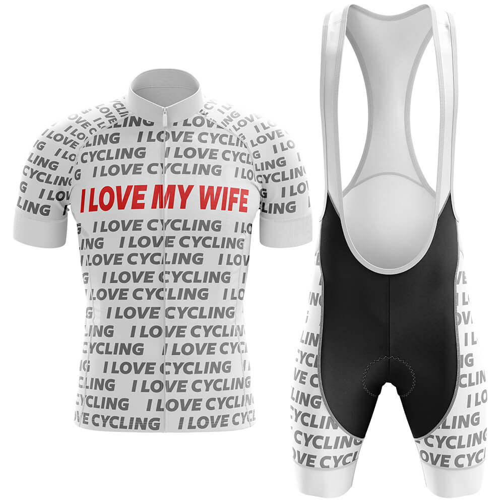 I Love My Wife - Global Cycling Gear