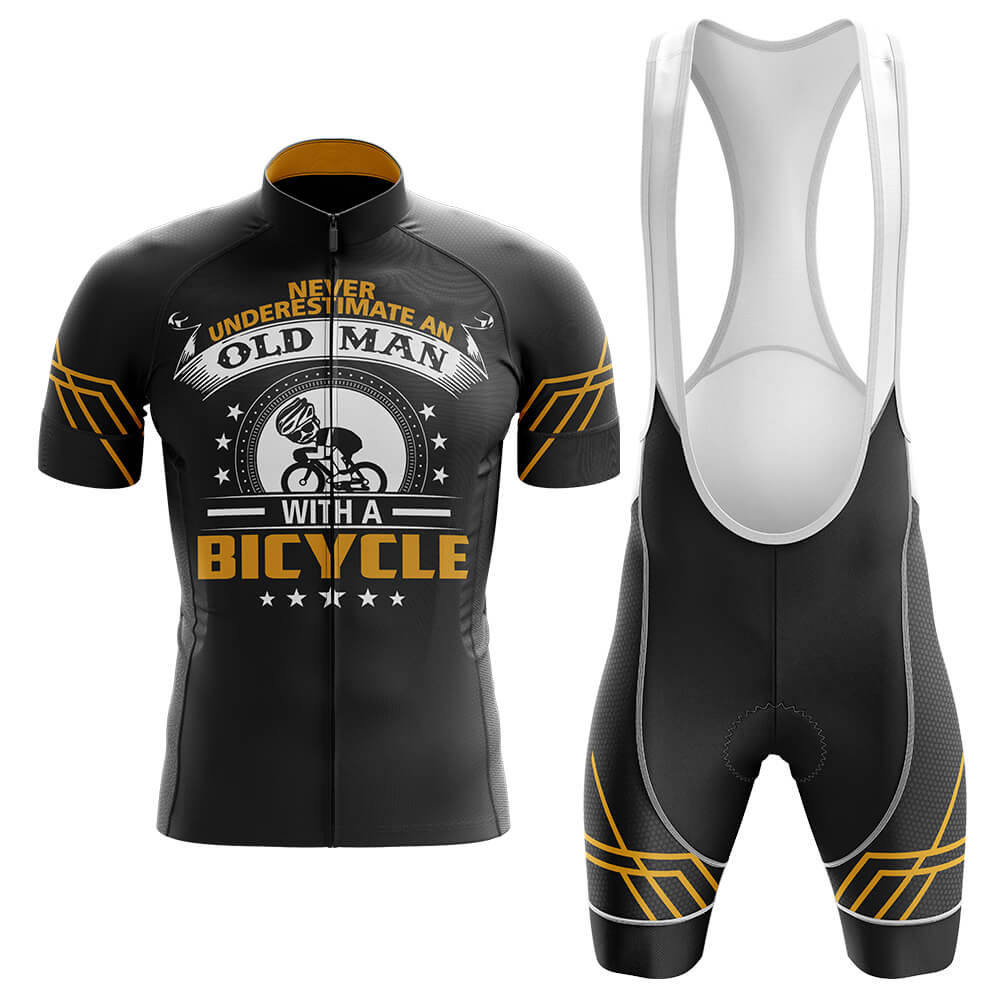 Old Man V4 - Men's Cycling Kit - Global Cycling Gear