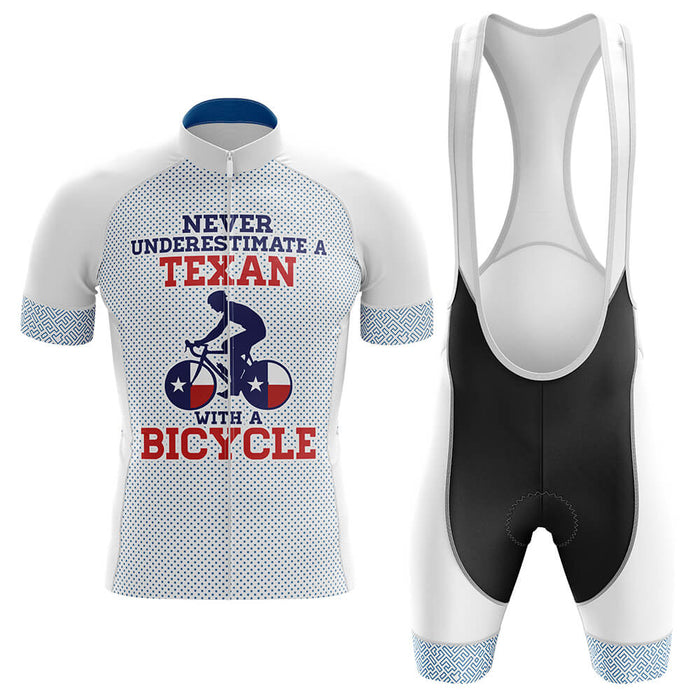 Texan Men's Cycling Kit - Global Cycling Gear