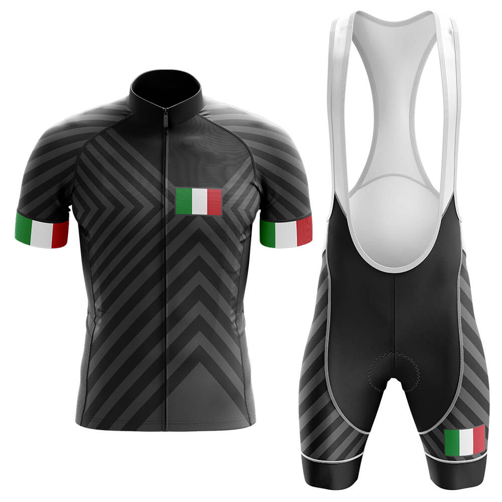 Italy V13 - Black - Global Cycling Gear
