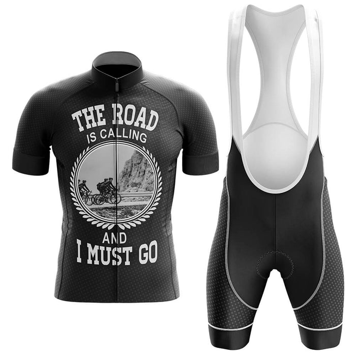 The Road Is Calling - Men's Cycling Kit - Global Cycling Gear