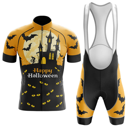 Halloween Castle Kit - Men's Cycling Kit - Global Cycling Gear