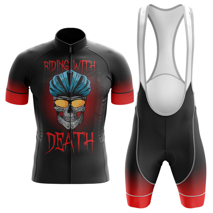 Riding With Death - Men's Cycling Kit - Global Cycling Gear