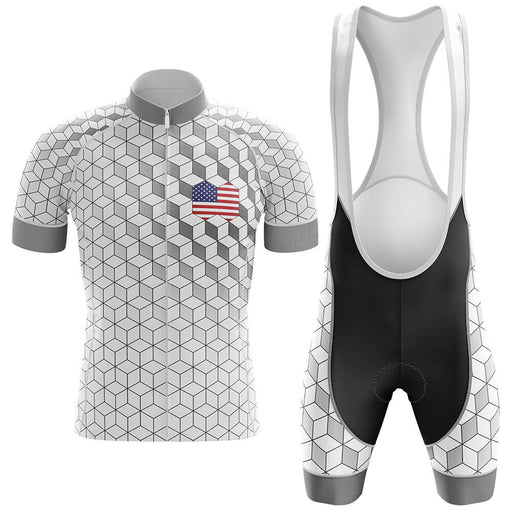 USA V8 - Men's Cycling Kit - Global Cycling Gear