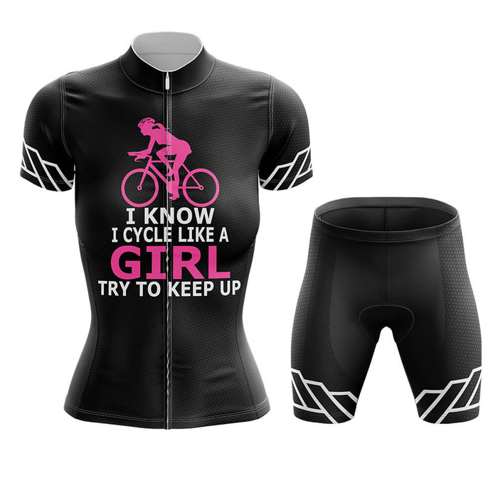 Girl V2 - Cycling Kit - Global Cycling Gear