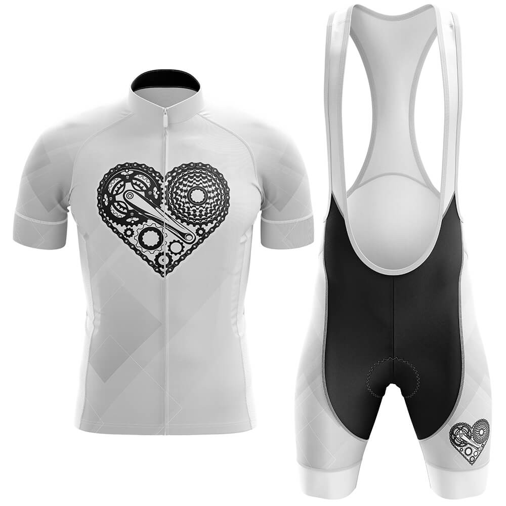 Heart Men's Cycling Kit - Global Cycling Gear