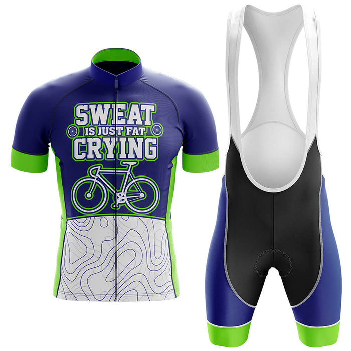 Fat Crying - Cycling Kit - Global Cycling Gear