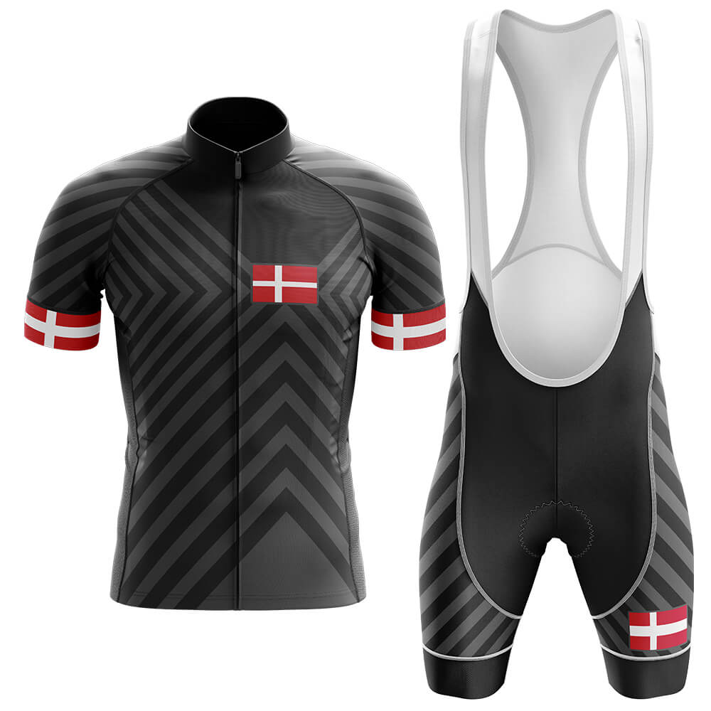 Denmark V13 - Black - Global Cycling Gear