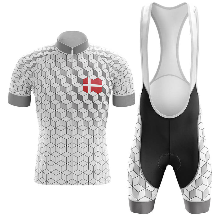 Denmark V8 - Men's Cycling Kit - Global Cycling Gear