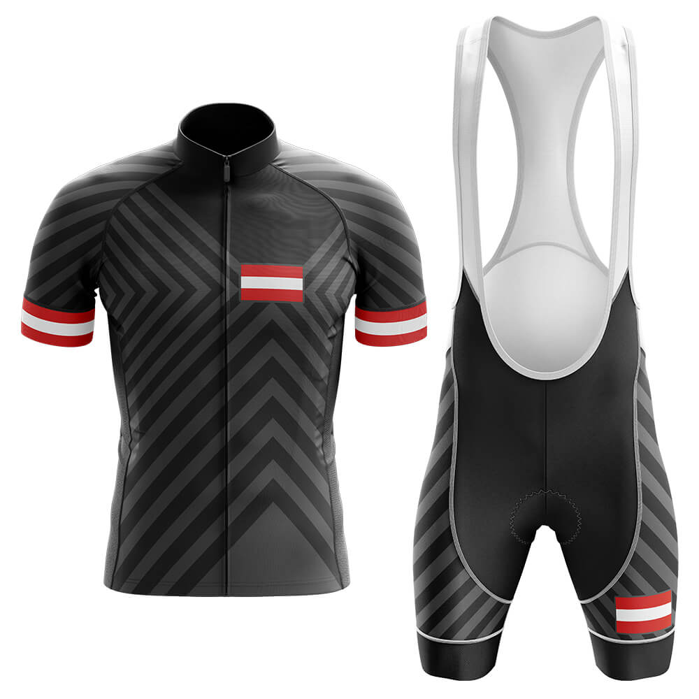 Austria V13 - Black - Global Cycling Gear