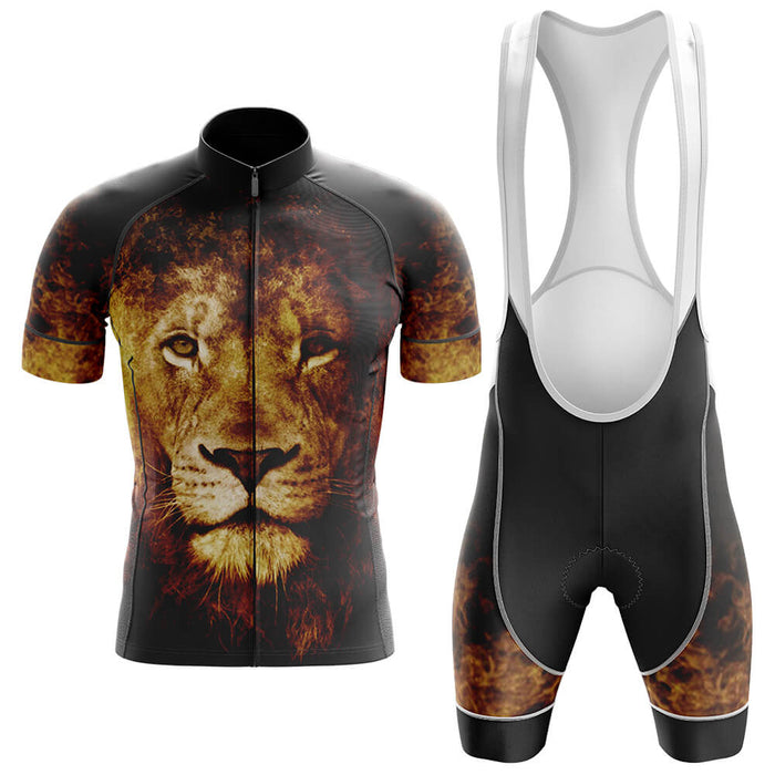 Lion Men's Cycling Kit - Global Cycling Gear