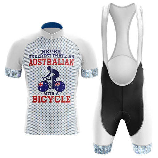 Australian Men's Cycling Kit - Global Cycling Gear