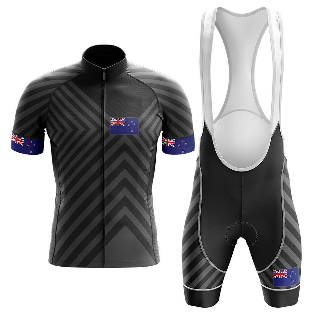 New Zealand V13 - Black - Global Cycling Gear