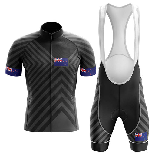 New Zealand V13 - Black - Men's Cycling Kit - Global Cycling Gear