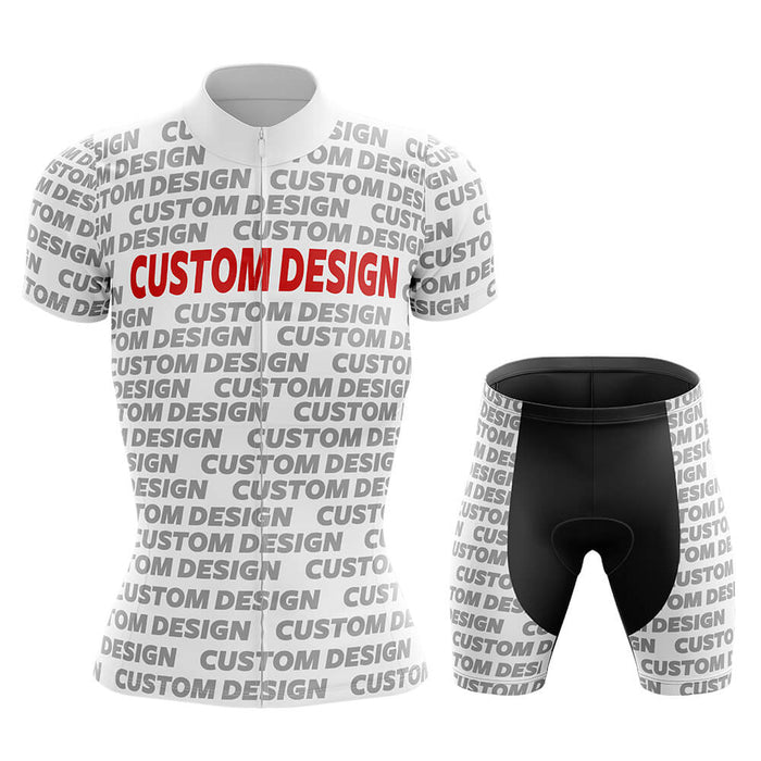 Custom Design - Women Cycling Kit - Global Cycling Gear