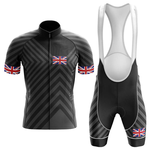 United Kingdom V13 - Black - Men's Cycling Kit - Global Cycling Gear