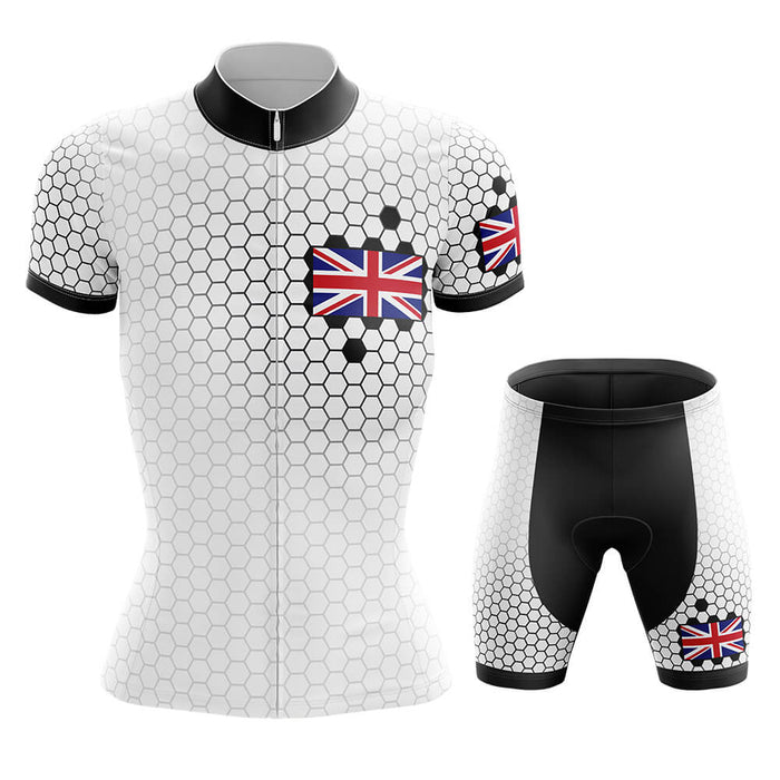 United Kingdom - Women V5 - Cycling Kit - Global Cycling Gear