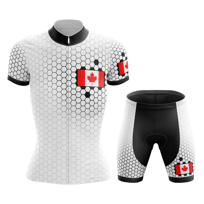 Canada - Women V5 - Cycling Kit - Global Cycling Gear