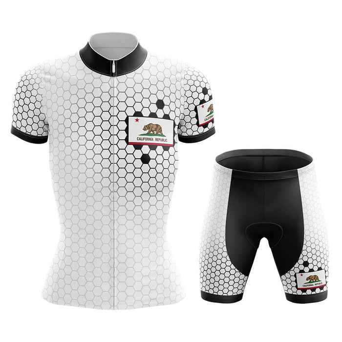 California - Women V7 - Cycling Kit - Global Cycling Gear