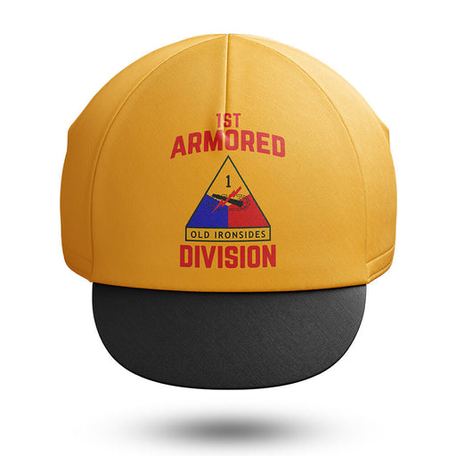 1st Armored Division Cycling Cap - Global Cycling Gear