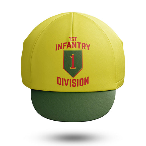 1st Infantry Division Cycling Cap - Global Cycling Gear