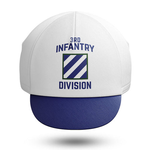 3rd Infantry Division Cycling Cap - Global Cycling Gear