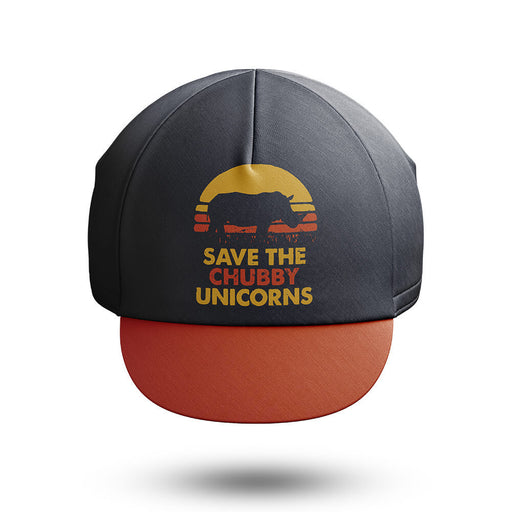 The Chubby Unicorns Cycling Cap - Global Cycling Gear