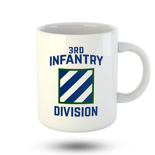3rd Infantry Division Mug - Global Cycling Gear