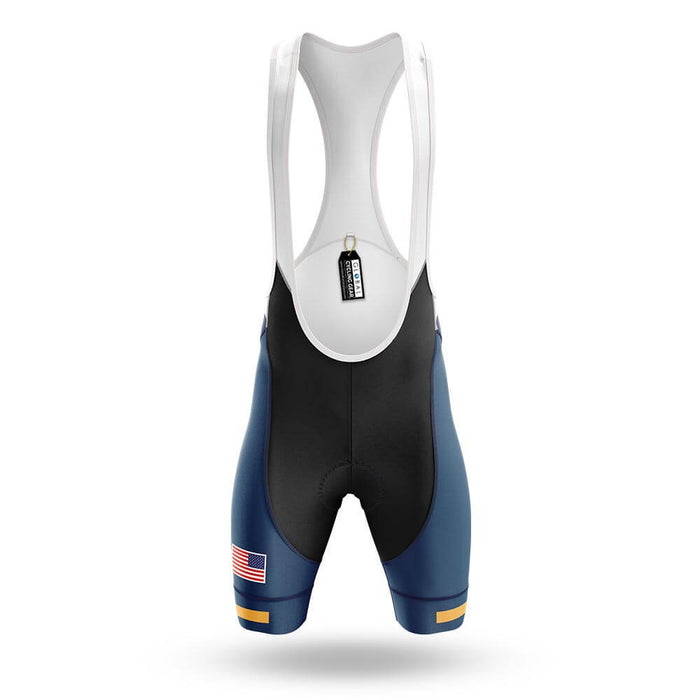 U.S. Navy Flight Deck - Men's Cycling Kit - Global Cycling Gear