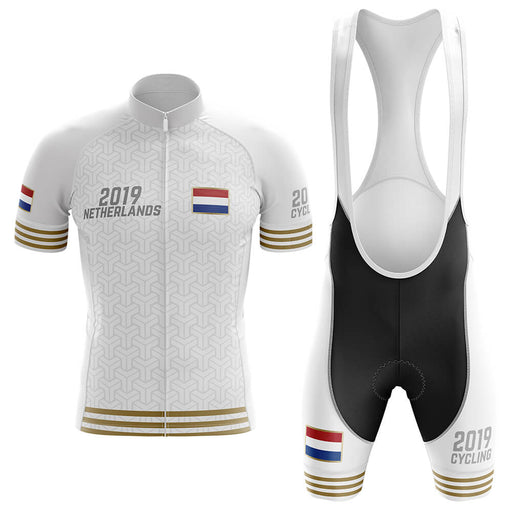 Netherlands 2019 - Men's Cycling Kit - Global Cycling Gear