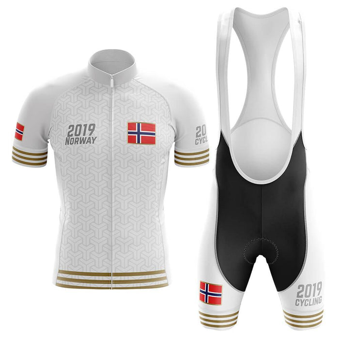 Norway 2019 - Men's Cycling Kit - Global Cycling Gear