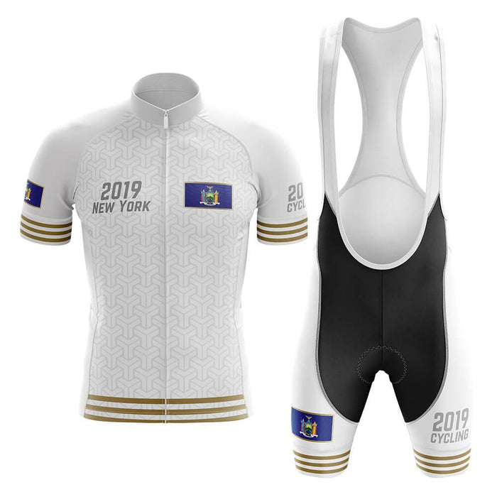 New York 2019 - Men's Cycling Kit - Global Cycling Gear