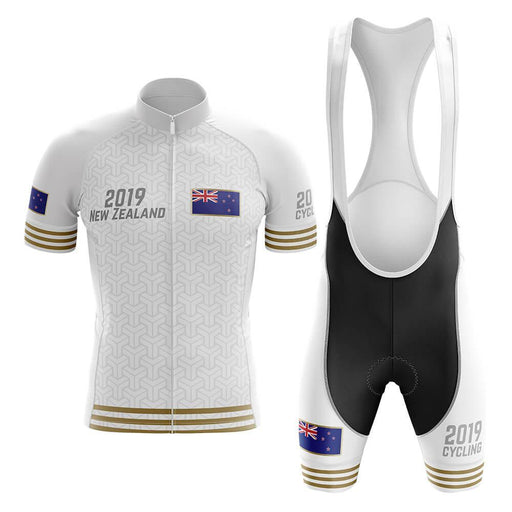 New Zealand 2019 - Men's Cycling Kit - Global Cycling Gear