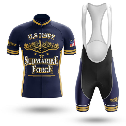 U.S. Navy Submarine Force - Men's Cycling Kit - Global Cycling Gear