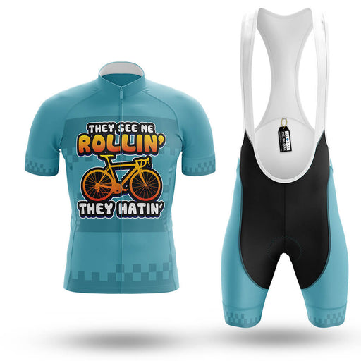 They See Me Rollin' - Cycling Kit