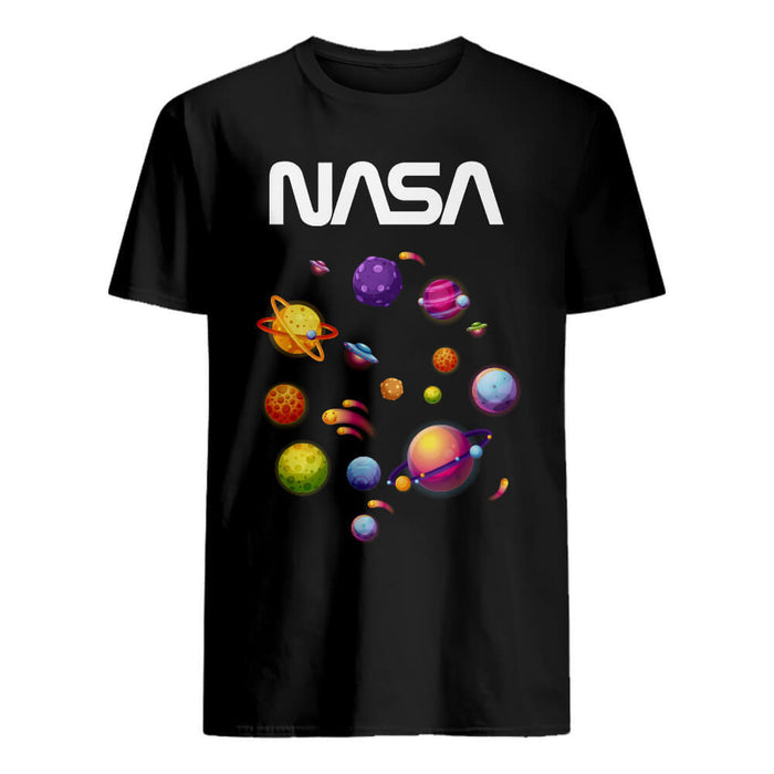 NASA V2 - T-Shirt - Global Cycling Gear