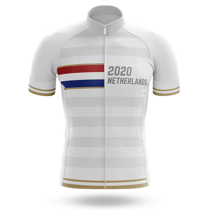 Netherlands 2020- Men's Cycling Kit - Global Cycling Gear