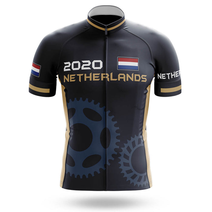 Netherlands 2020 - Men's Cycling Kit - Global Cycling Gear