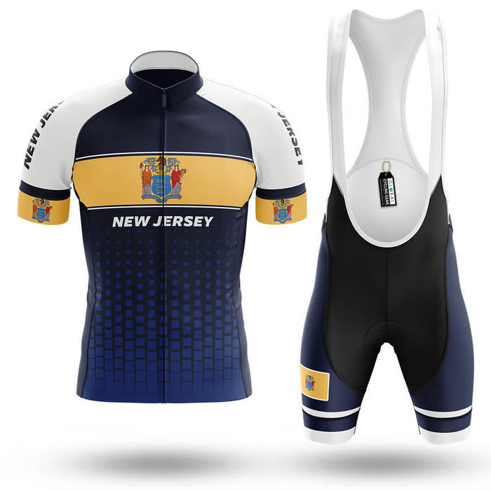 New Jersey S1 - Men's Cycling Kit - Global Cycling Gear