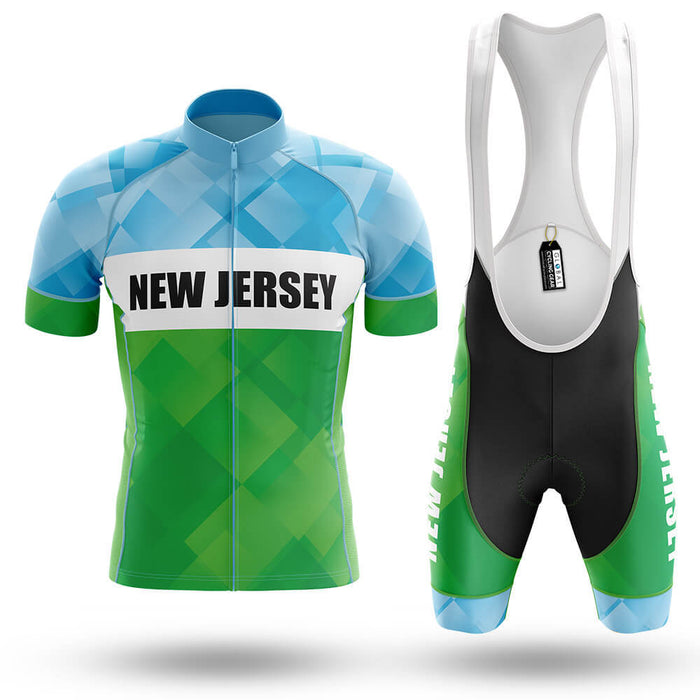 New Jersey S3 - Men's Cycling Kit - Global Cycling Gear