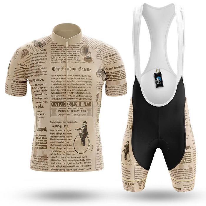Retro - Men's Cycling Kit - Global Cycling Gear