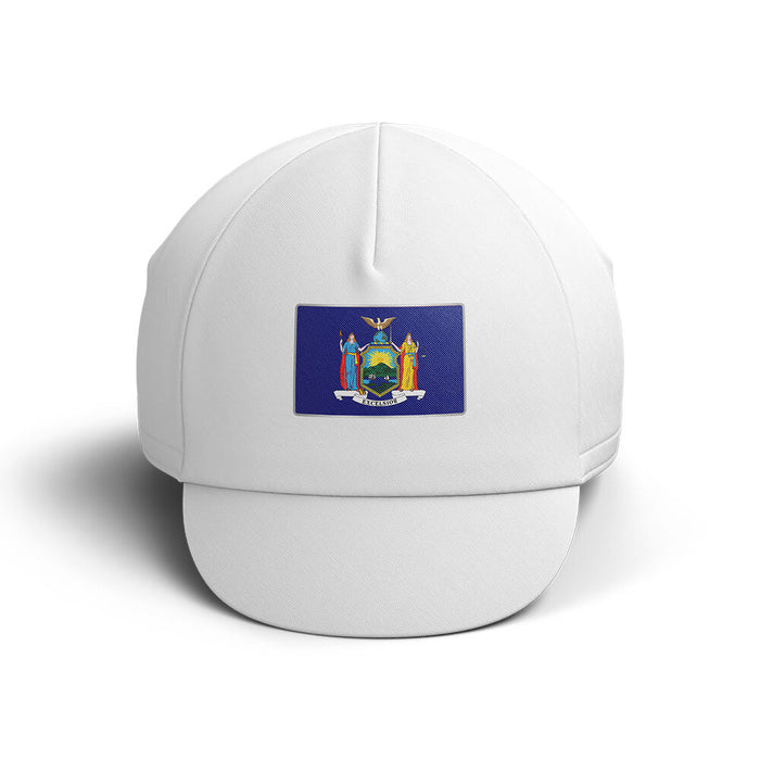 New York Cycling Cap V4 - Global Cycling Gear