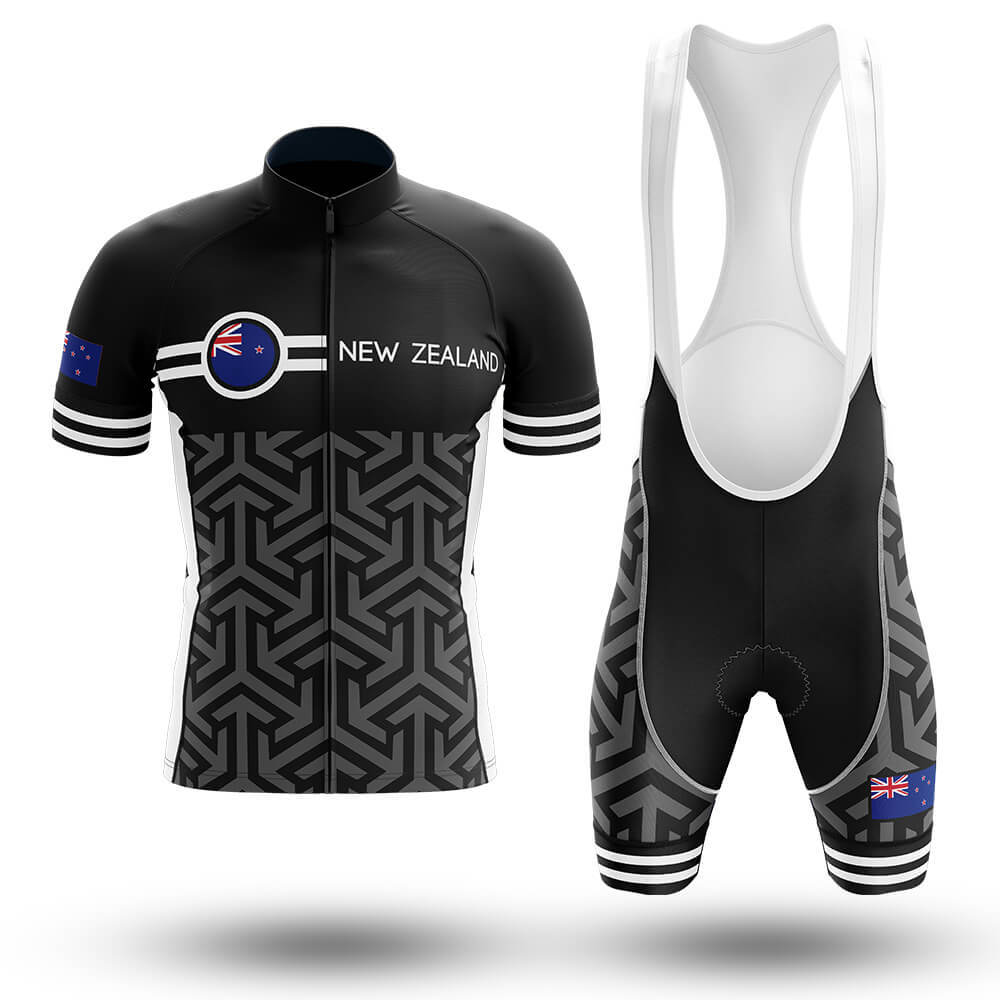 New Zealand V18 - Cycling Kit