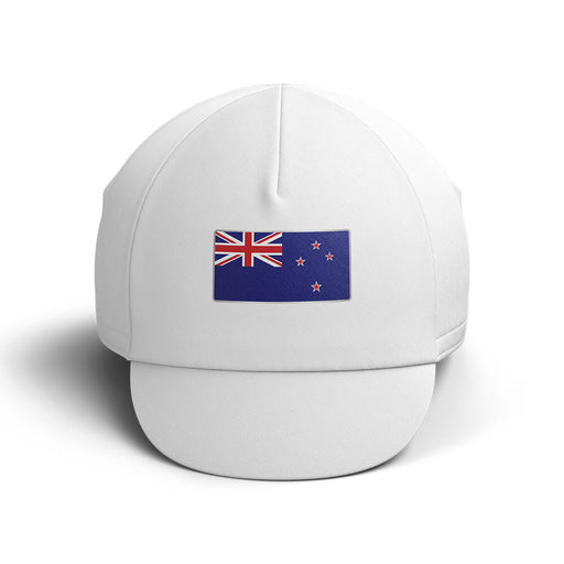 New Zealand Cycling Cap V4 - Global Cycling Gear