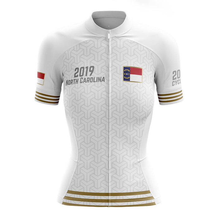 North Carolina - Women 2019 - Cycling Kit - Global Cycling Gear