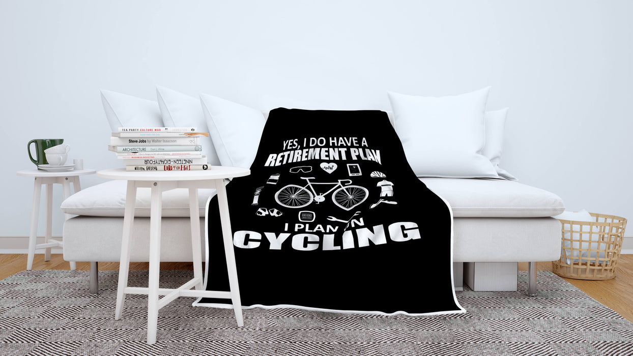 Retirement Plan V2 - Blanket - Global Cycling Gear