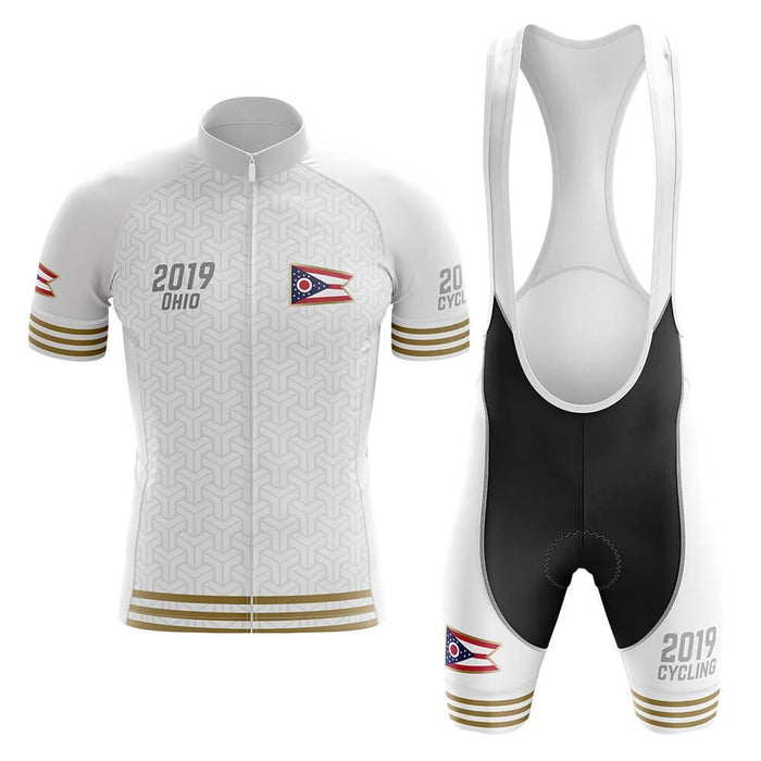 Ohio 2019 - Men's Cycling Kit - Global Cycling Gear