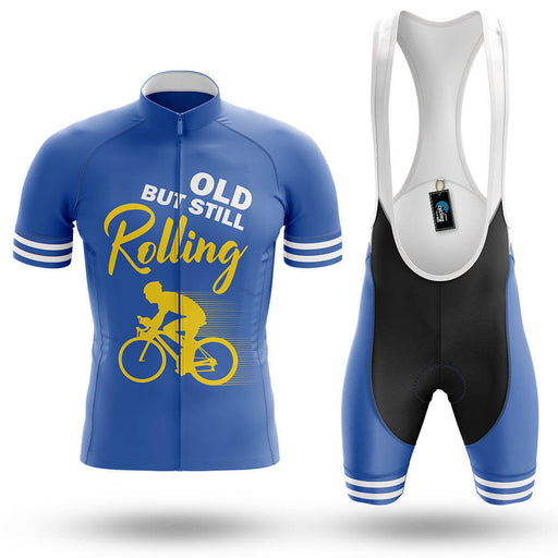 Old But Still Rolling V3  - Men's Cycling Kit