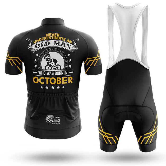 October - Men's Cycling Kit