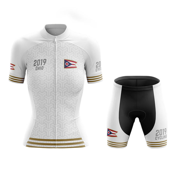 Ohio - Women 2019 - Cycling Kit - Global Cycling Gear